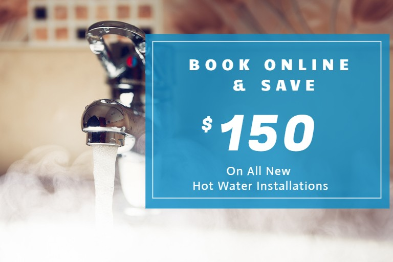 Hot Water Sydney